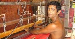 আসছে ঈদুল ফিতর, সরগরম টাঙ্গাইলের তাঁত পল্লী