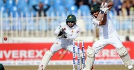 প্রথম টেস্টের প্রথম ইনিংসে বাংলাদেশের সংগ্রহ ২৩৩ রান