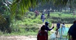 নালিতাবাড়ী থেকে ইটভাটা শ্রমিকের মরদেহ উদ্ধার