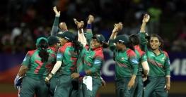 নারী বিশ্বকাপে শীর্ষে বাংলাদেশ!