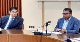 অর্থমন্ত্রী'র সহযোগীতার আশ্বাস পেলেন জাপানি বিনিয়োগকারীরা