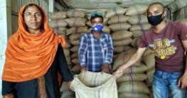 রৌমারীতে ১০ টাকা কেজিতে চাউল পেল ১৪ হাজার পরিবার