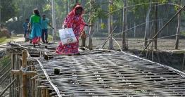 গাইবান্ধায় ৩২ বছরেও সেতু পুনঃ নির্মাণের নেয়া হয়নি কোন পদক্ষেপ