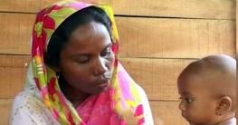 কালিগঞ্জে ৪০ বছর বয়সী নারীর সঙ্গে চার মাসের শিশুর বিয়ে!