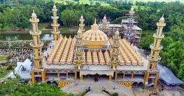 পৃথিবীর দ্বিতীয় উচ্চতম মিনার বিশিষ্ট মসজিদ হচ্ছে টাঙ্গাইলে