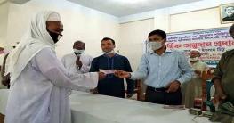নাগরপুরের ৬২২ টি মসজিদের ইমাম পেলেন প্রধানমন্ত্রীর উপহার