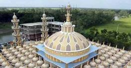 অবশেষে গোপালপুরের ২০১ গম্বুজ মসজিদে নামাজ আদায় শুরু