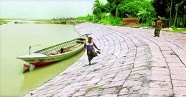 ফরিদপুরে নদীতীর রক্ষা প্রকল্পে স্বস্তি এলাকাবাসীর
