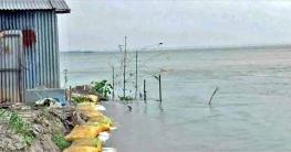 টাঙ্গাইলে নদ-নদীর পানি কমে সার্বিক বন্যা পরিস্থিতির উন্নতি ঘটছে