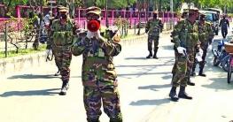 চট্টগ্রামে জলাবদ্ধতা নিরসন করতে সেনাবাহিনীর কুইক রেন্সপন্স টিম
