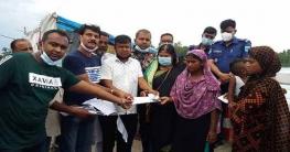 মির্জাপুরে ৭০ পরিবারের মাঝে আ,লীগ নেতার নগদ অর্থ সহায়তা প্রদান