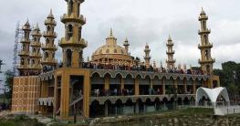বেপর্দা মহিলারা ঢুকতে পারবেনা গোপালপুরের ২০১ গম্বুজ মসজিদে