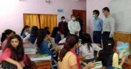 কোচিং চালানানোর দায়ে টাঙ্গাইলে 'ফরহাদ ক্যাডেট একাডেমি' সিলগালা