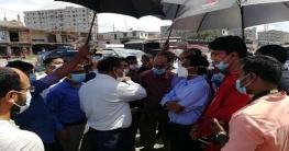 ঢাকা-টাঙ্গাইল মহাড়কে যানজটের কারণ জানতে চাইলেন ডিসি