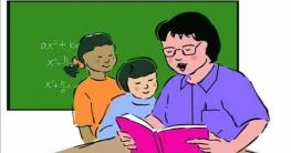 শিক্ষায় শিক্ষকের অনুপ্রেরণায় ভাগ্য পরিবর্তন হয়