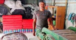 শীতের আগমনে ব্যস্ততায় নাগরপুরের লেপ-তোষক তৈরির কারিগররা