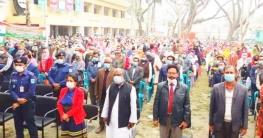বঙ্গবন্ধুর সম্মান অম্লানে ভূঞাপুরে প্রতিরোধ সমাবেশ অনুষ্ঠিত