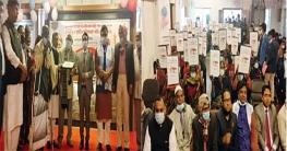মির্জাপুরে প্রধানমন্ত্রীর উপহার ঘর পেলেন ২৩৭জন ভূমিহীন পরিবার