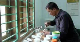 হবিগঞ্জে উৎপাদিত 'হোয়াইট টি'র ব্যাপক সাড়া