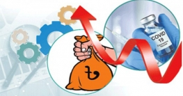 করোনা শঙ্কা কেটে পুনরুদ্ধারের পথে দেশের অর্থনীতি