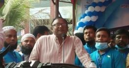 বঙ্গবন্ধুর স্বপ্নের বাংলাদেশ উন্নত বাংলাদেশ : টিপু মুনশি
