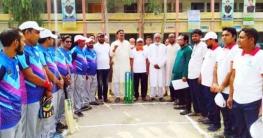 ভূঞাপুরে রফিক-সঞ্জয় ট্রফি ক্রিকেট টুর্নামেন্ট উদ্বোধন