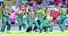 টেস্ট মর্যাদা পেল বাংলাদেশের নারী ক্রিকেট দল