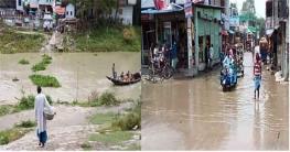 মির্জাপুরে ড্রেন ও লৌহজং নদীর উপর ব্রিজ না হওয়ায় চরম ভোগান্তি
