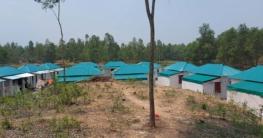 জমিসহ ঘর পেয়ে খুশিতে আত্মহারা ঘাটাইলের জোসনা বেগমরা