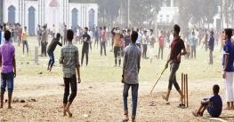 'সব ওয়ার্ডেই খেলার মাঠের ব্যবস্থা করবো': মেয়র তাপস
