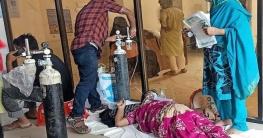 টাঙ্গাইল সদর হাসপাতালে করোনা রোগীদের জন্য আরও ৫৬ বেড যুক্ত