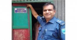 অপরাধ নির্মূলে টাঙ্গাইলে বাড়ি-বাড়ি বিট পুলিশিং'র স্টিকার