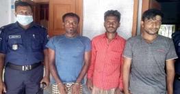 উল্লাপাড়ায় তিন মাদকসেবীর কারাদন্ড