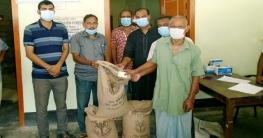 কাজিপুর ইউনিয়নের ১৪০ জেলে পেলেন প্রধানমন্ত্রীর সহায়তা