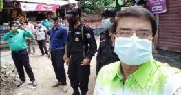উল্লাপাড়ায় ভ্রাম্যমান আদালতে জরিমানা