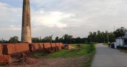 পলাশবাড়ীতে মেয়াদ উর্ত্তীন চিমনীতে গড়ে তোলা হচ্ছে অবৈধ ইটভাটা