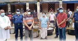 উল্লাপাড়ায় কুলখানিতে আমন্ত্রিত ১০ হাজার লোকের খাওয়া  হলো না