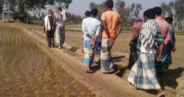 রৌমারীতে রাস্তা বিহীন ৫ গ্রামের মানুষের দুর্ভোগ