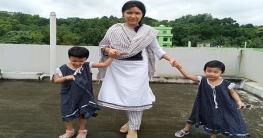 পাবলিক বিশ্ববিদ্যালয়ের একমাত্র গারো শিক্ষক মধুপুরের জেসি