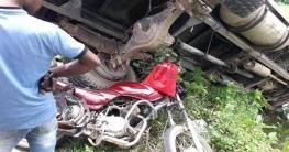 সড়ক দুর্ঘটনায় সখীপুরে মোটরসাইকেল চালক নিহত