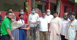"""ভূঞাপুরে """"প্রতিভা ছাত্র সংগঠন"""" এর চারা রোপন কর্মসূচির উদ্বোধন"""