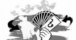 ক্ষিপ্রগতিতে ঘুরছে অর্থনীতির চাকা