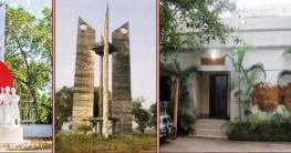 টাঙ্গাইলে মুক্তিযুদ্ধের চেতনা উজ্জীবিত করছে নানা ভাস্কর্য